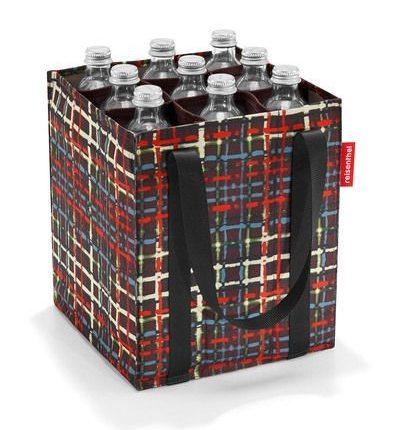reisenthel-borsa-porta-bottiglie-fantasia-wool