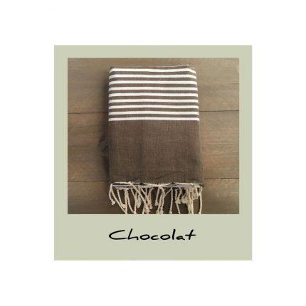 fouta-traditionnelle-fala-chocolat